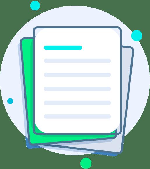 documents illust min