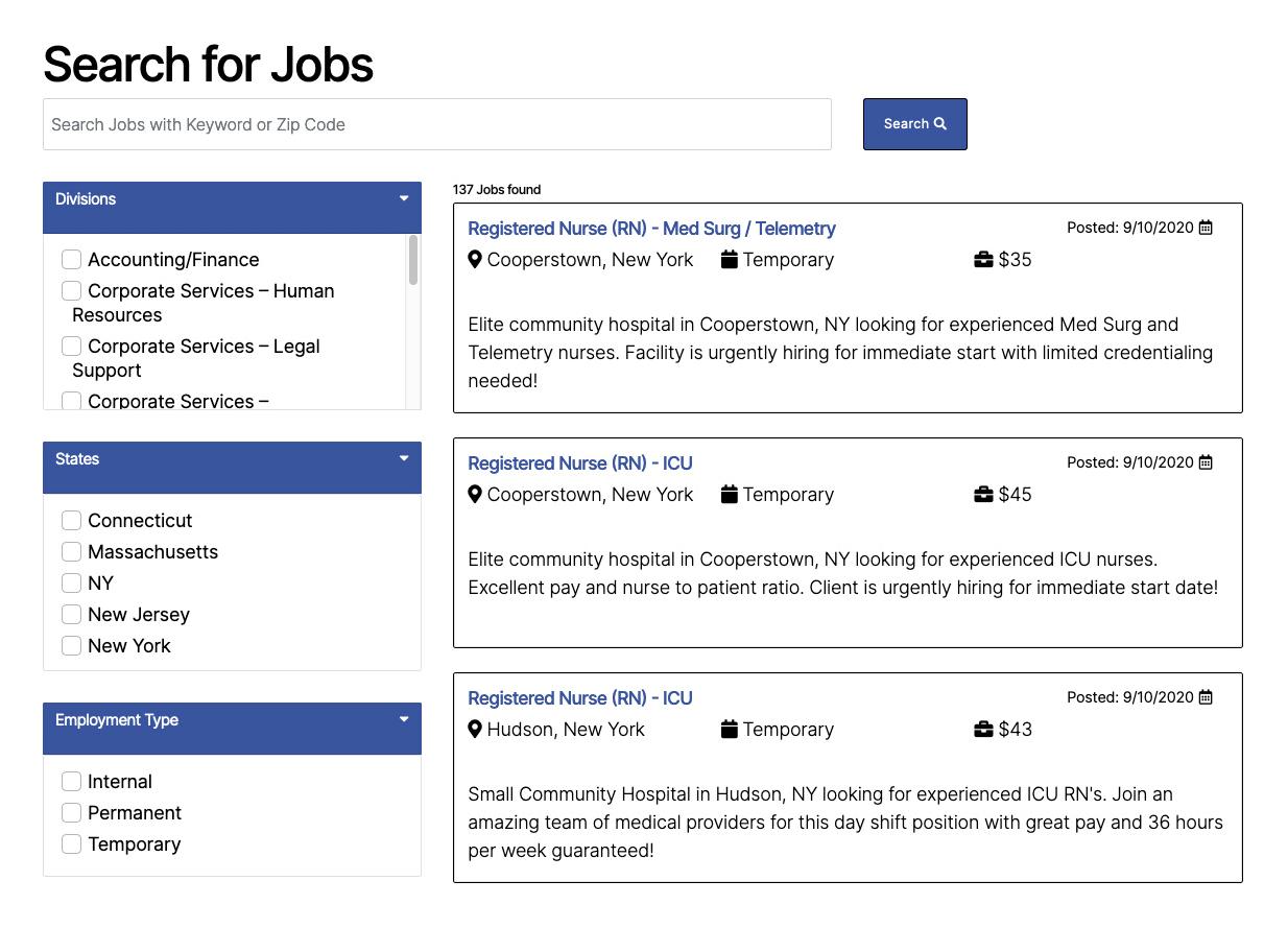job board example min